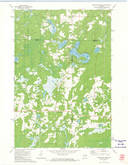 Download a high-resolution, GPS-compatible USGS topo map for Armstrong Creek, WI (1974 edition)