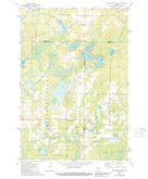 Download a high-resolution, GPS-compatible USGS topo map for Armstrong Creek, WI (1989 edition)