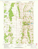 Download a high-resolution, GPS-compatible USGS topo map for Arnott, WI (1972 edition)