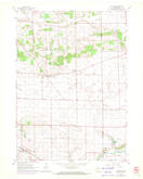 Download a high-resolution, GPS-compatible USGS topo map for Avalon, WI (1972 edition)