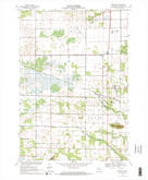 Download a high-resolution, GPS-compatible USGS topo map for Bancroft, WI (1972 edition)