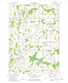 Download a high-resolution, GPS-compatible USGS topo map for Batavia, WI (1977 edition)