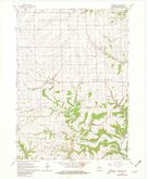 Download a high-resolution, GPS-compatible USGS topo map for Beetown, WI (1981 edition)