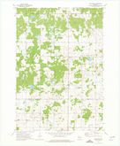 Download a high-resolution, GPS-compatible USGS topo map for Bellinger, WI (1976 edition)