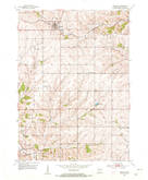 Download a high-resolution, GPS-compatible USGS topo map for Belmont, WI (1954 edition)