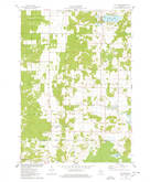Download a high-resolution, GPS-compatible USGS topo map for Big Spring, WI (1978 edition)