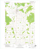 Download a high-resolution, GPS-compatible USGS topo map for Black Creek, WI (1978 edition)