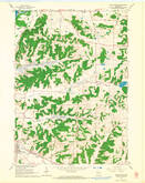 Download a high-resolution, GPS-compatible USGS topo map for Black Earth, WI (1964 edition)