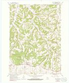 Download a high-resolution, GPS-compatible USGS topo map for Blue Mounds, WI (1991 edition)