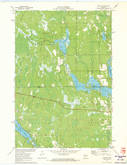 Download a high-resolution, GPS-compatible USGS topo map for Bradley, WI (1973 edition)