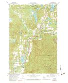 Download a high-resolution, GPS-compatible USGS topo map for Cable, WI (1983 edition)