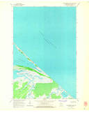 Download a high-resolution, GPS-compatible USGS topo map for Chequamegon Point, WI (1965 edition)