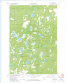 Download a high-resolution, GPS-compatible USGS topo map for Chittamo, WI (1973 edition)
