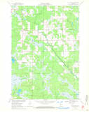 Download a high-resolution, GPS-compatible USGS topo map for City Point NE, WI (1972 edition)