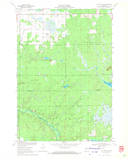 Download a high-resolution, GPS-compatible USGS topo map for City Point NW, WI (1972 edition)