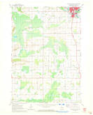 Download a high-resolution, GPS-compatible USGS topo map for Clintonville South, WI (1973 edition)