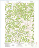 Download a high-resolution, GPS-compatible USGS topo map for Clyde, WI (1983 edition)
