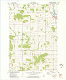 Download a high-resolution, GPS-compatible USGS topo map for Como Creek, WI (1978 edition)