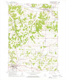 Download a high-resolution, GPS-compatible USGS topo map for Cross Plains, WI (1977 edition)