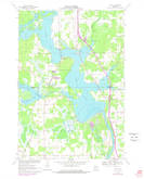 Download a high-resolution, GPS-compatible USGS topo map for Dancy, WI (1978 edition)