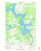 Download a high-resolution, GPS-compatible USGS topo map for Dancy, WI (1972 edition)
