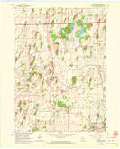 Download a high-resolution, GPS-compatible USGS topo map for Deerfield, WI (1972 edition)