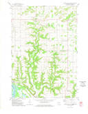 Download a high-resolution, GPS-compatible USGS topo map for Diamond Bluff East, WI (1978 edition)