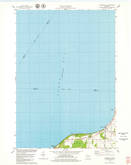 Download a high-resolution, GPS-compatible USGS topo map for Dyckesville, WI (1979 edition)