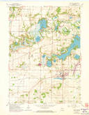 Download a high-resolution, GPS-compatible USGS topo map for East Troy, WI (1972 edition)