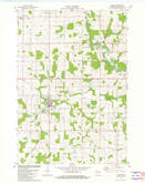 Download a high-resolution, GPS-compatible USGS topo map for Edgar, WI (1982 edition)