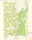 Download a high-resolution, GPS-compatible USGS topo map for Ella, WI (1975 edition)