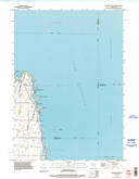 Download a high-resolution, GPS-compatible USGS topo map for Fahrney Point, WI (1996 edition)