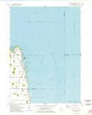 Download a high-resolution, GPS-compatible USGS topo map for Fahrney Point, WI (1978 edition)