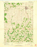 Download a high-resolution, GPS-compatible USGS topo map for Fennimore, WI (1964 edition)