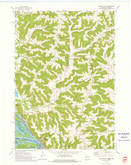 Download a high-resolution, GPS-compatible USGS topo map for Fountain City, WI (1975 edition)