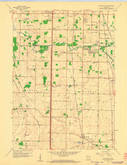 Download a high-resolution, GPS-compatible USGS topo map for Franksville, WI (1960 edition)
