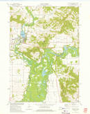 Download a high-resolution, GPS-compatible USGS topo map for Galesville, WI (1975 edition)