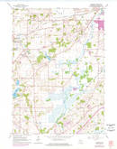 Download a high-resolution, GPS-compatible USGS topo map for Genesee, WI (1977 edition)