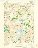 Download a high-resolution, GPS-compatible USGS topo map for Genesee, WI (1964 edition)