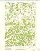 Download a high-resolution, GPS-compatible USGS topo map for Gilmanton, WI (1975 edition)