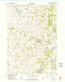 Download a high-resolution, GPS-compatible USGS topo map for Glenwood City, WI (1978 edition)