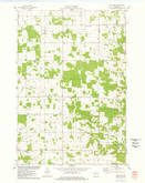 Download a high-resolution, GPS-compatible USGS topo map for Graytown, WI (1978 edition)