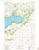 Download a high-resolution, GPS-compatible USGS topo map for Green Lake, WI (1981 edition)