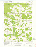 Download a high-resolution, GPS-compatible USGS topo map for Hamburg, WI (1979 edition)