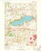 Download a high-resolution, GPS-compatible USGS topo map for Hartland, WI (1973 edition)
