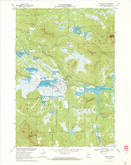 Download a high-resolution, GPS-compatible USGS topo map for Hatfield SE, WI (1972 edition)