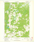 Download a high-resolution, GPS-compatible USGS topo map for Hawkins, WI (1973 edition)