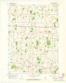Download a high-resolution, GPS-compatible USGS topo map for Helenville, WI (1972 edition)