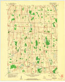 Download a high-resolution, GPS-compatible USGS topo map for Helenville, WI (1961 edition)