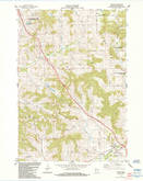 Download a high-resolution, GPS-compatible USGS topo map for Hixton, WI (1984 edition)